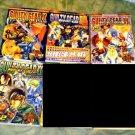4 Guilty Gear manga lot