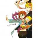 YONDEMASU YO AZAZEL-SAN DOUJINSHI / Gureipuniru no Himo / Beelzebub x Sakuma