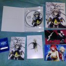BLAZBLUE ALTER MEMORY Bluray 5 Limited Edition (no nendoroid)
