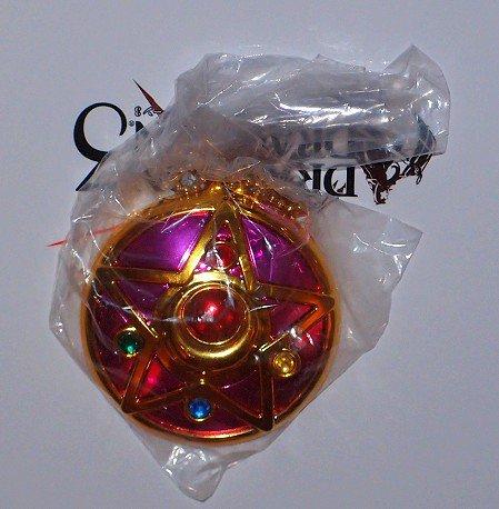 SAILOR MOON Crystal Star brooch gashapon keychain