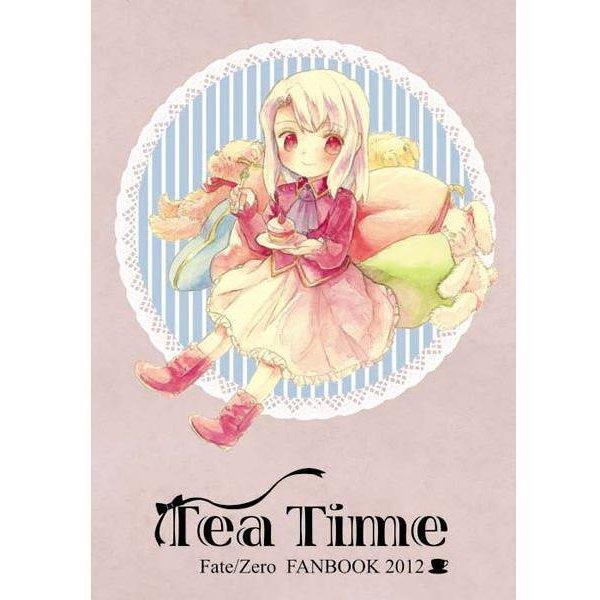 FATE ZERO DOUJINSHI / Tea Time / Kiritsugu x Irisviel, Illya RARE