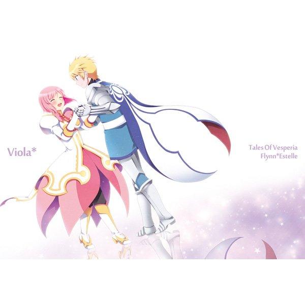 TALES OF VESPERIA DOUJINSHI / Viola / Flynn x Estelle
