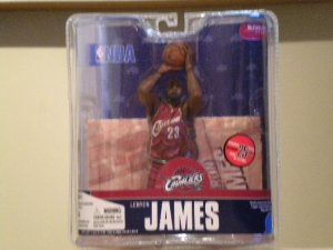 McFarlane NBA Series 13 Lebron James