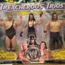 WWE Treacherous Trios Big Show Undertaker Great Khali