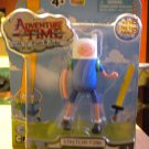 Adventure Time with Finn & Jake Stretchy Finn with Sword New