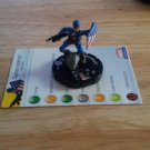 Heroclix Captain America 001 Avengers Set w/ Card