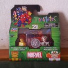 Marvel Minimates Wave 15 TRU Pyreus and Gabriel
