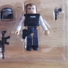 Marvel Minimates Capt. Stacy from the Amazing Spider-Man Movie TRU Exclusive New