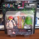 Minimates The Real Ghostbusters Slimer and Janine Figure Pack