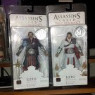 Assassins Creed Brotherhood Ezio TRU Exclusive Set of 2 Figures