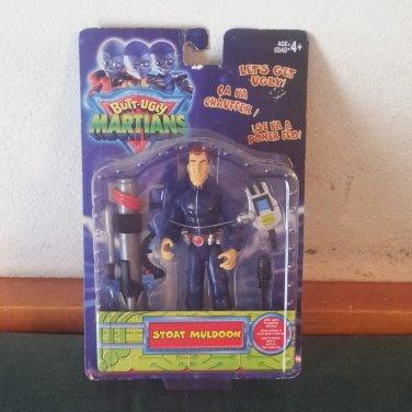 Butt-Ugly Martians Stoat Muldoon 2000 Hasbro Action Figure