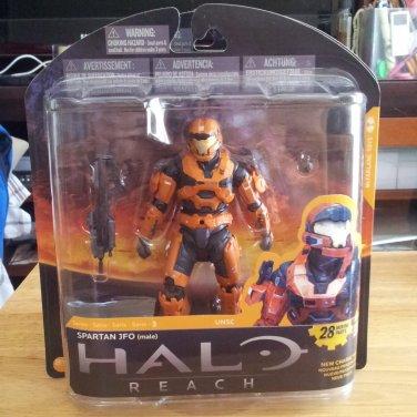 2011 McFarlane Halo Reach Series 3 Spartan JFO Exclusive