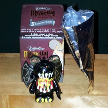 Midieval Dragon From Disney Midieval Vinylmation Series