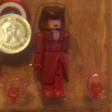 Marvel Minimates TRU Exclusive Scarlet Witch Wave 16