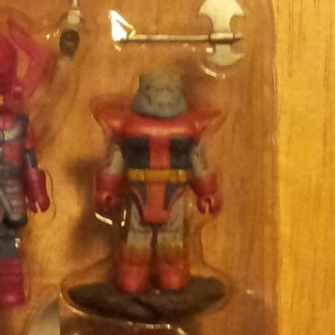 Marvel Minimates Terrax from Heralds of Galactus Set