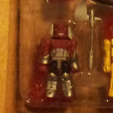 Marvel Minimates Morg from Heralds of Galactus Set