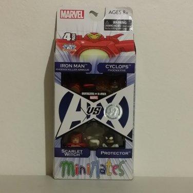 Marvel Minimates A VS X Set TRU Exclusive New