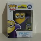 Funko POP! Movies Gone Batty Minion Summer Convention Exclusive