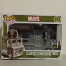 Funko POP! Rides Deadpool's Chimichanga Truck (Grey) Summer Convention Exclusive