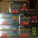 Gogos Crazy Bones Exclusive Limited Edition Collector Tin Set #1-#5