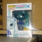 Funko POP! Rocks Hatusne Miku Crystal Hot Topic Exclusive