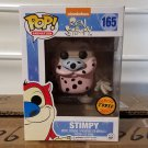 Funko POP! Animation Stimpy Nickelodeon CHASE
