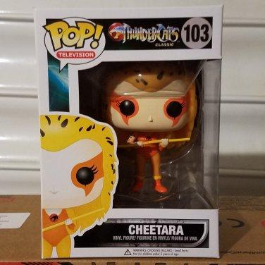 Funko POP! Television Cheetara Thunder Cats
