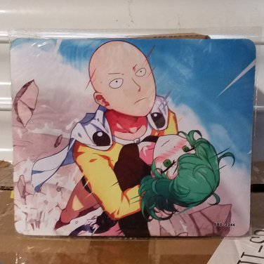 One Punch Man Anime Mouse Pad