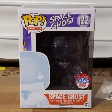 Funko POP! Animation Space Ghost (Invisible) NYCC 2016