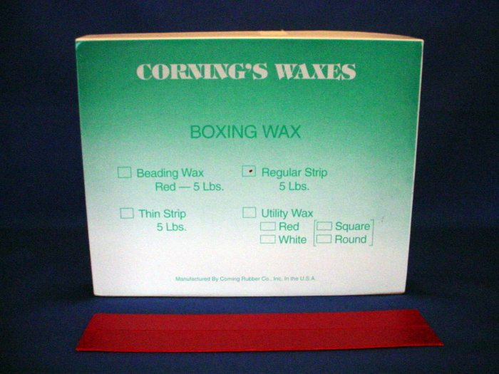 2050 Boxing Wax Regular Corning 5lb.