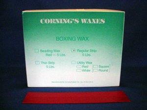 2050 Boxing Wax Regular Corning 5lb.