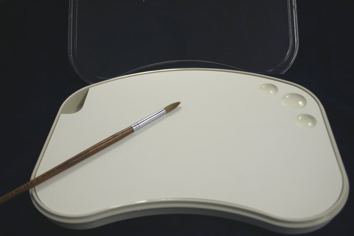5601 Mixing Tray Large