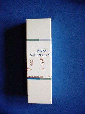 2346 Wax Rods 8 ga 50/box