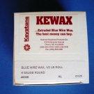 2499 Wire Wax Spool 6 ga Keywax 1/2 lb.