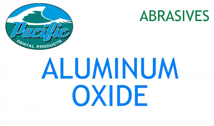 1703 Pacific Alumnum Oxide White 50 Micron 50 lb. Pail