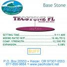 ON SALE!!! 1100 Pacific Flowable Base Stone Buff 25 lb.