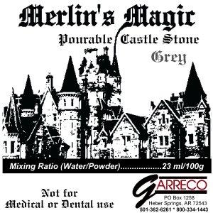 White Merlins Magic Hobby Stone - 50 lbs.