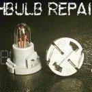 (4) Light Bulbs 98 - 02 Honda Accord A/C HVAC HEATER Climate Control Nighttime