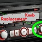 REPLACEMENT RIGHT KNOB Scion Pioneer STEREO T1808 Tuning Button Function Multi