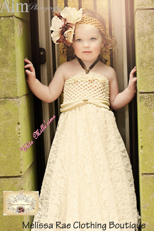 Sweet Caroline Vintage Style Dress Formal or Wedding