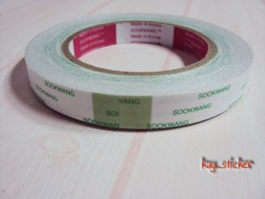 SOOKWANG Double Sided Tape (15mm)