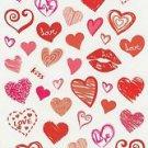 Heart  Kiss Love Stickers  50+