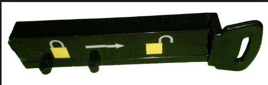 Alpha S3 compatible magnetic key Spider Wraps detacher  US