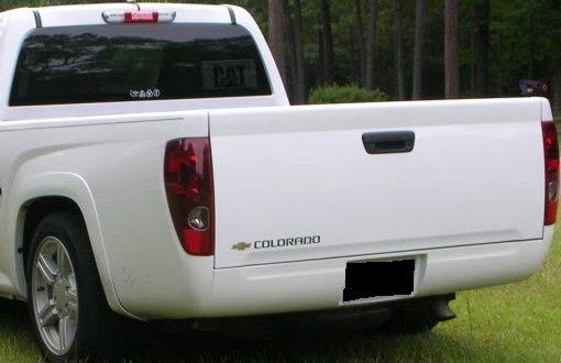 2004 2005 2006 2007 2008 2009 2010 Chevy Colorado Roll Pan