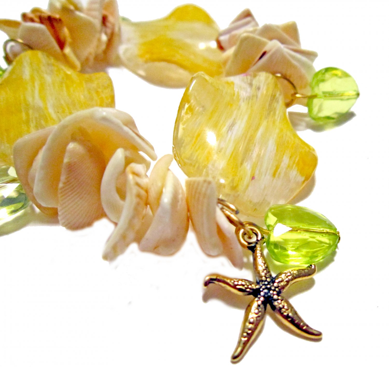 Summer Sunshine Charm Bracelet �CLEARANCE�