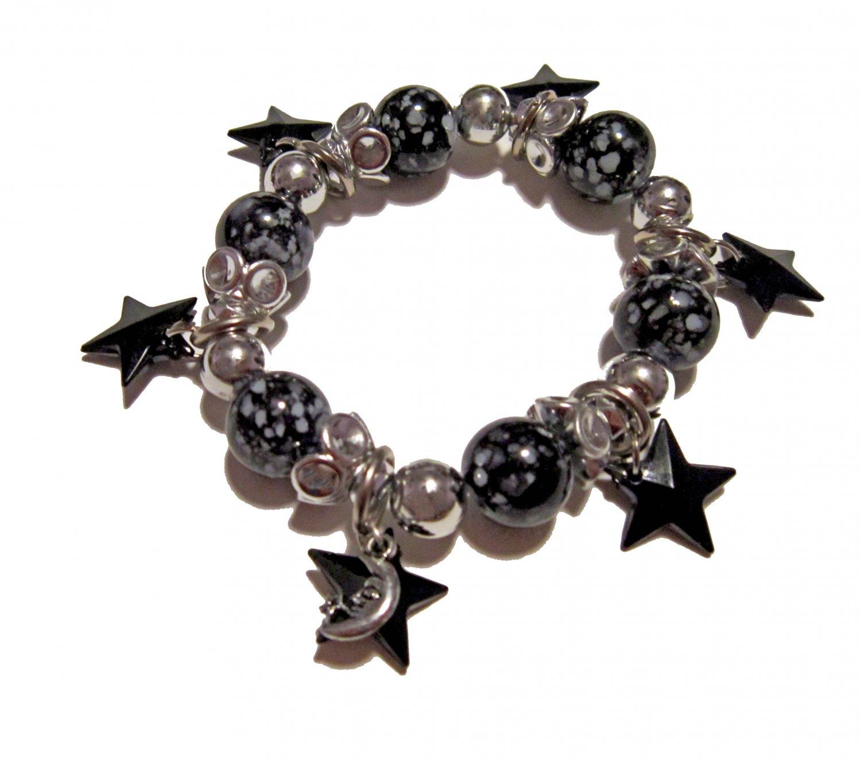Shoot for the Stars! Charm Bracelet �CLEARANCE�