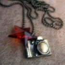 Paparazzi Diva Camera Charm Necklace ★CLEARANCE★