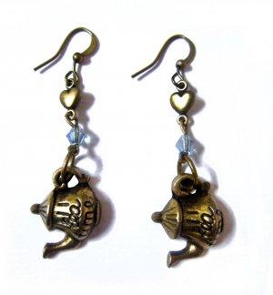 A Spot of Tea Earrings