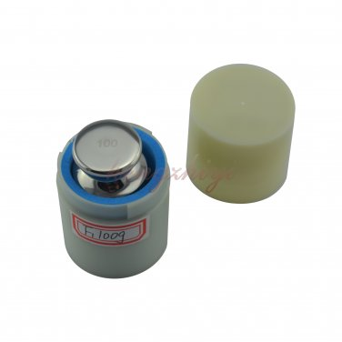 F1 Class 100G 304 Stainless Steel Scale Balance Calibration Weight w Certificate, Free Shipping