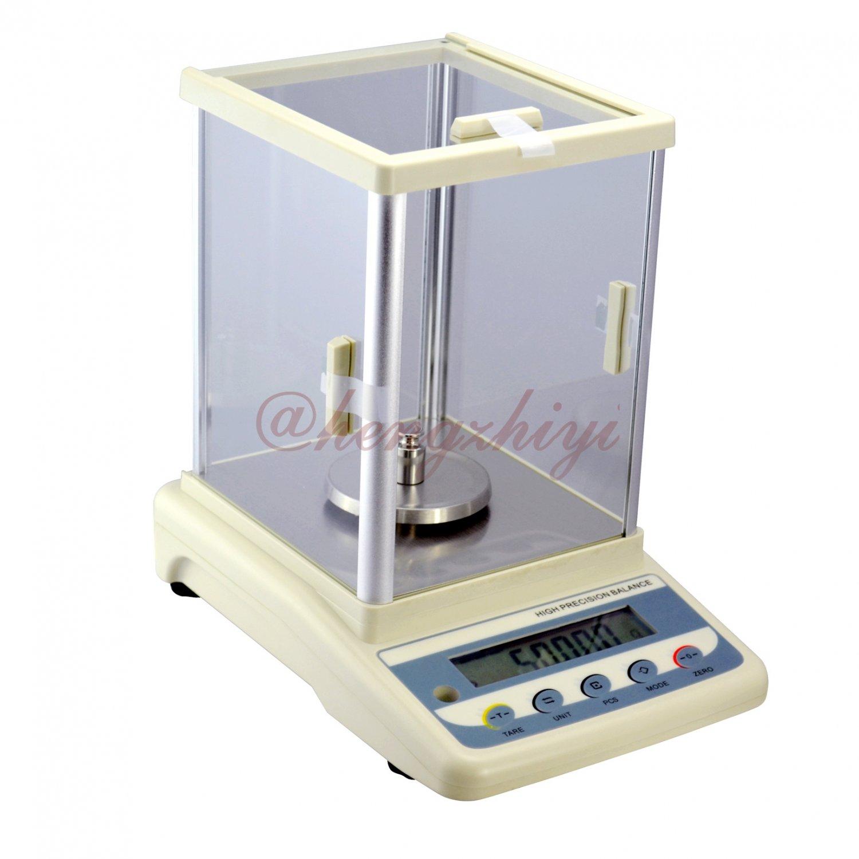 500carat x 0.005carat Digital Diamond Carat Scale + Shield + Germany Sensor + RS232 Interface